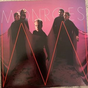 Great condition the Monroes vinyl